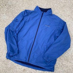 Vintage 90's Polo Sport Blue Winbreaker